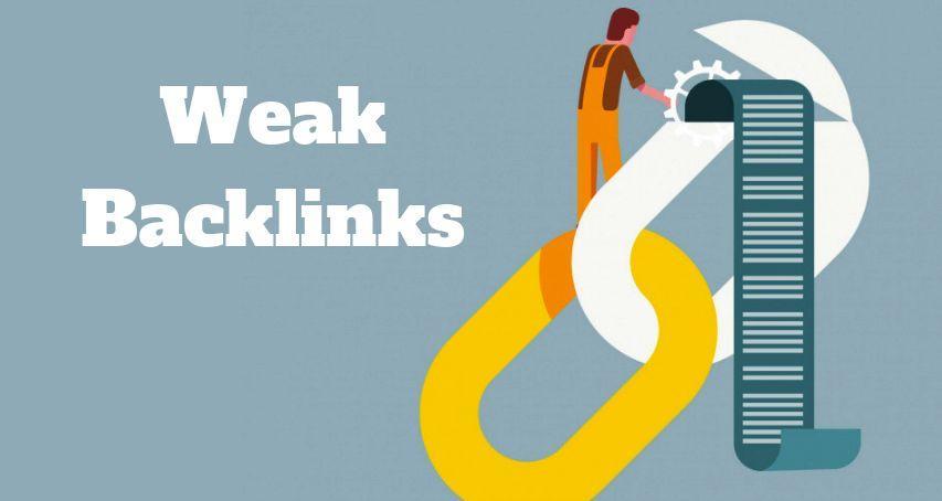 Weak Backlinks