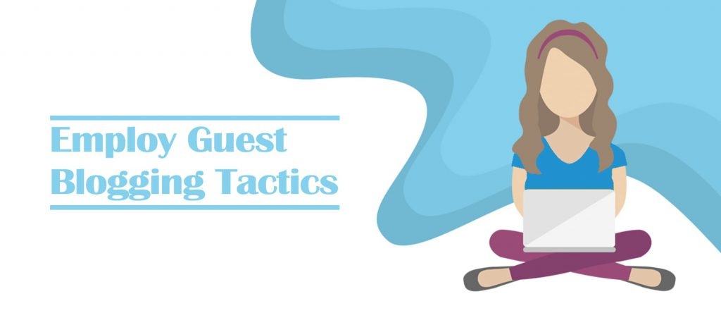 guest blogging for backlinks