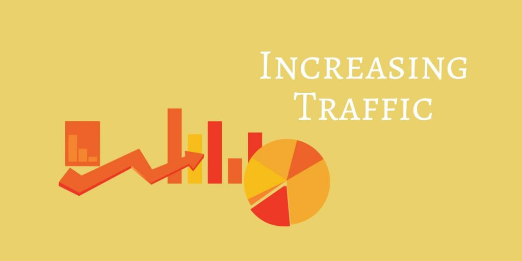 SEO Increasing traffic