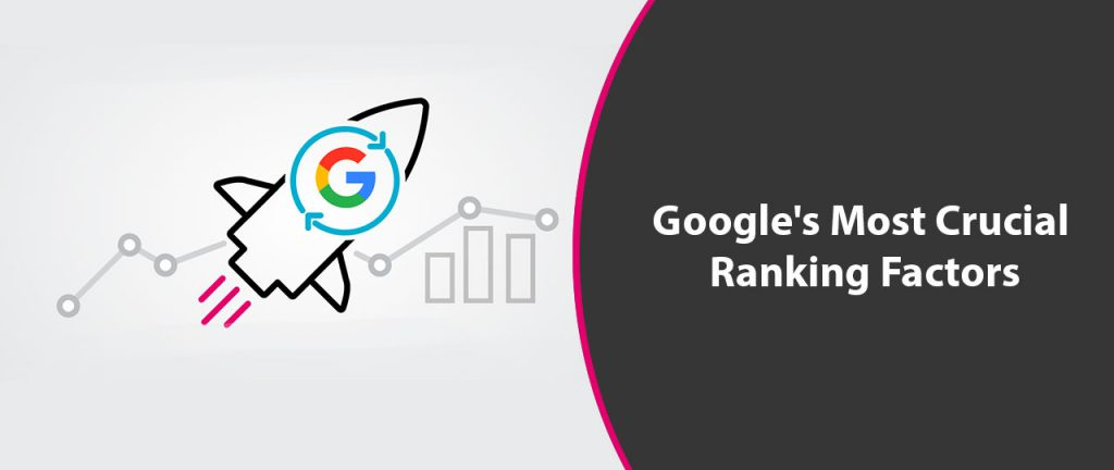 Google's Most Crucial Ranking Factors