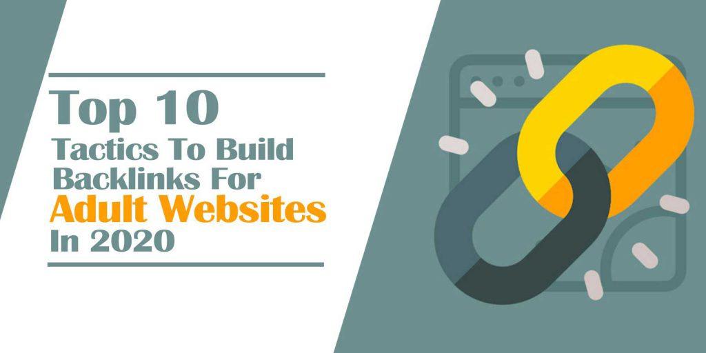 Build Backlinks for adult websites