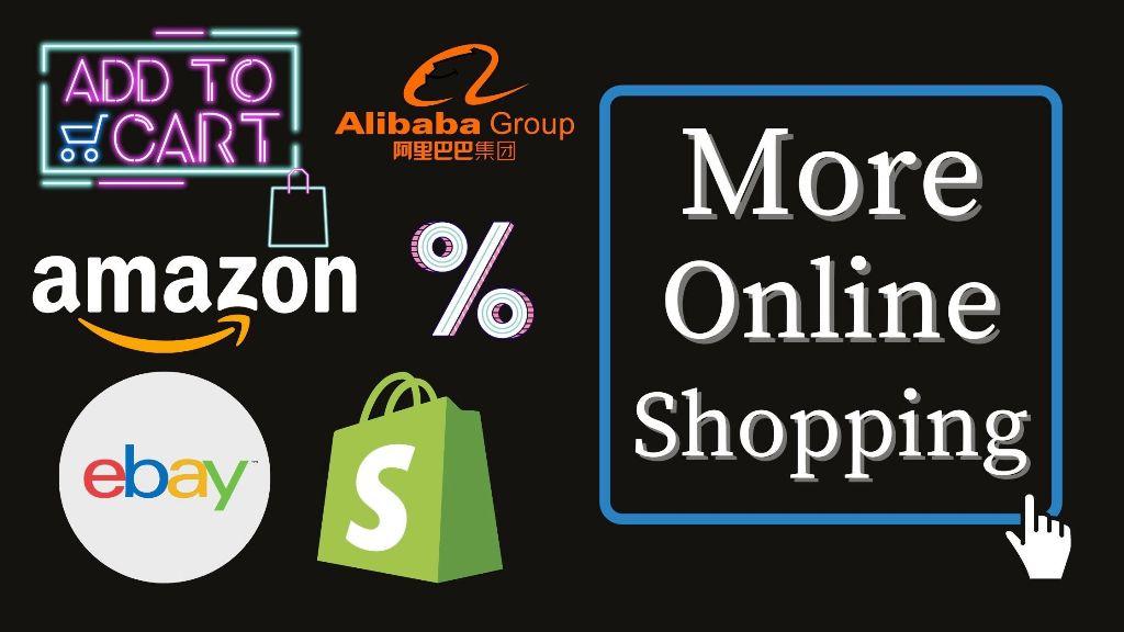 online shopping during lockdown