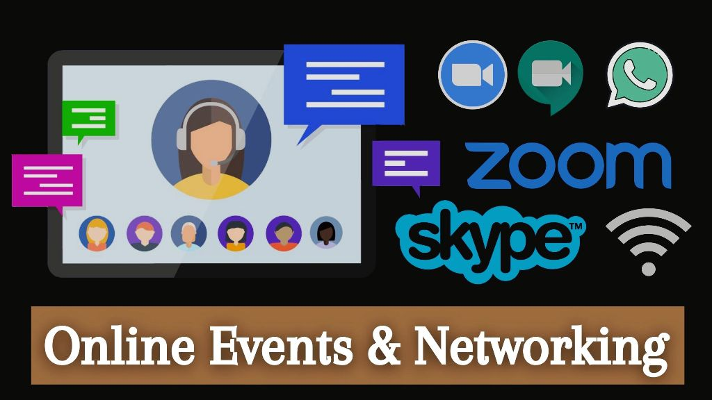 online event and networking